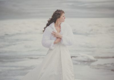 Minnesota North Shore Bride