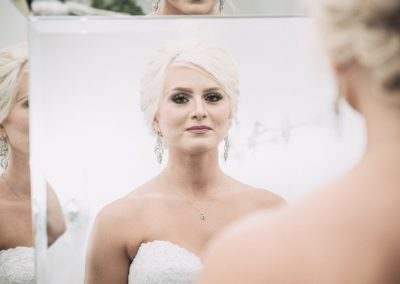 St. Cloud Bride reflection