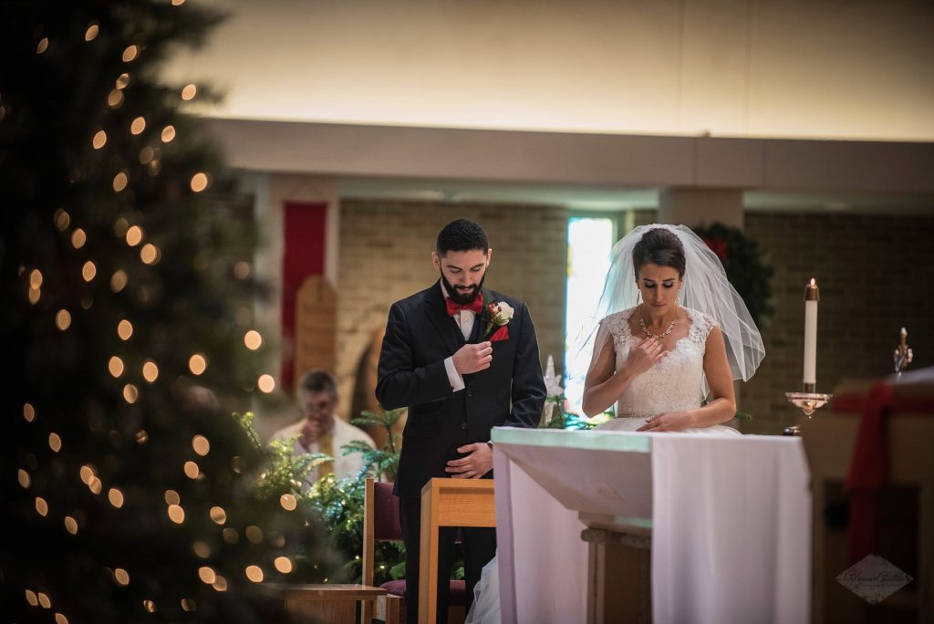 Catholic Wedding Service Photographer