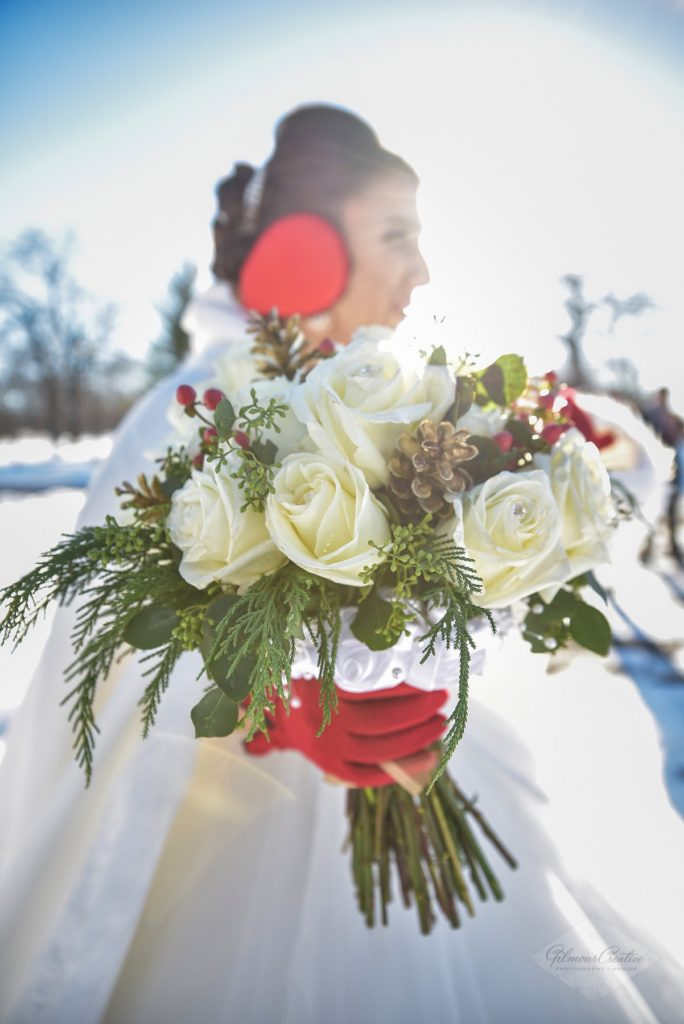 Winter Wedding Photographer