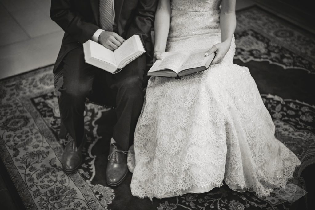 James J. Hill Library Wedding Photography