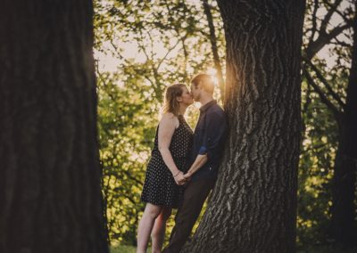St .Paul Engagement Photographer