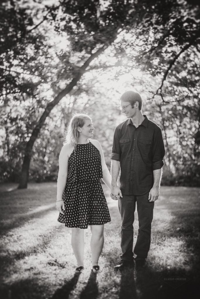 St. Paul Engagement Photoshoot