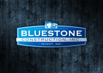 Bluestone Construction logo