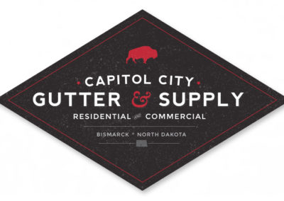 Capitol City Gutter & Supply Logo