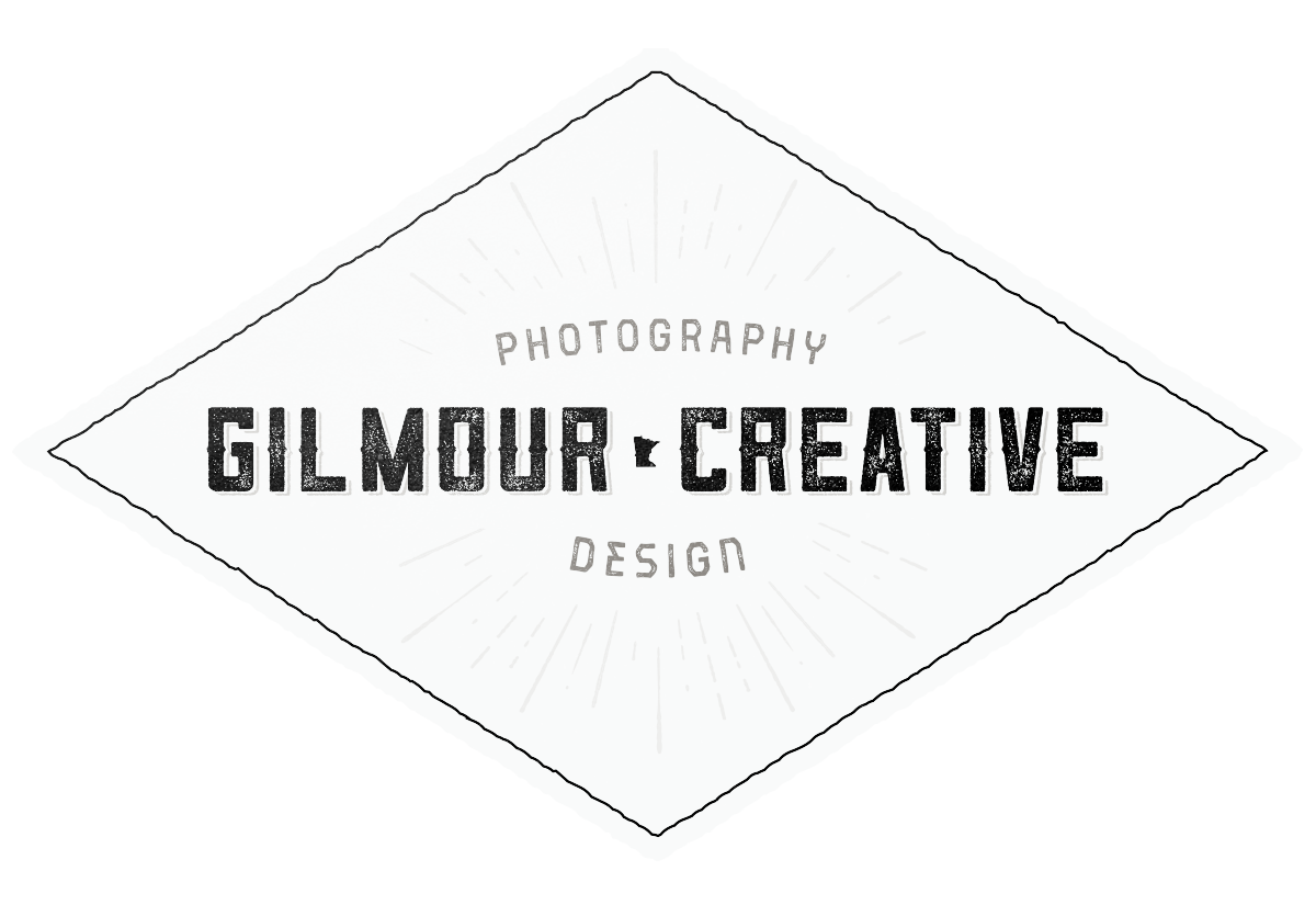 Gilmour Creative Minnesota Photographer and Graphic Designer