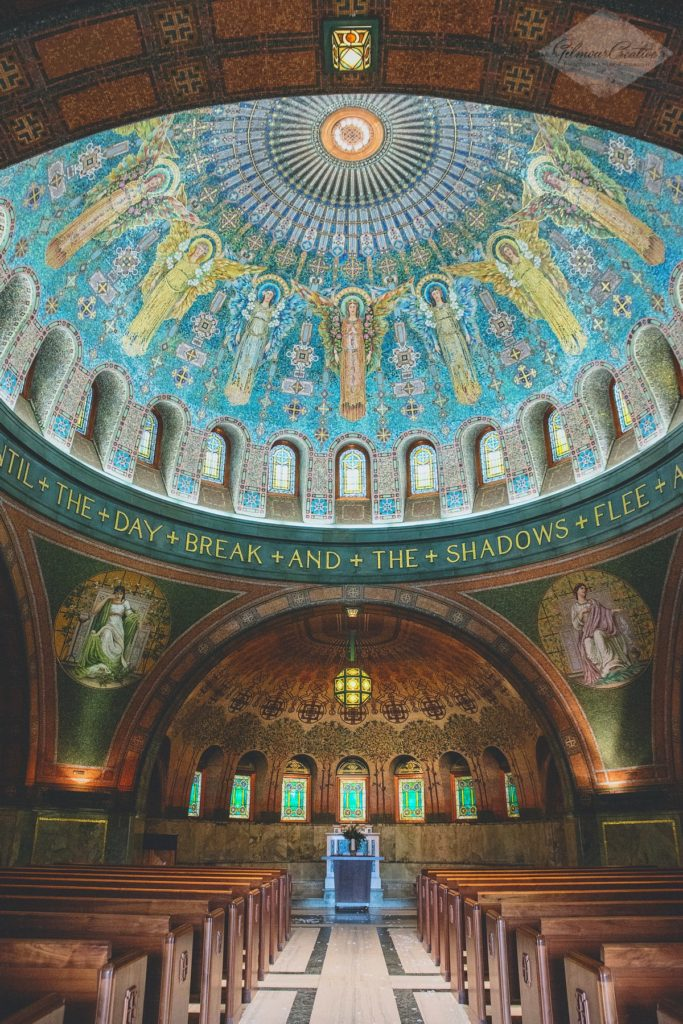 Lakewood Cemetery Chapel
