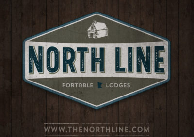 North Line Portable Lodges logo