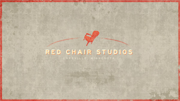 Red Chair Studio logo design