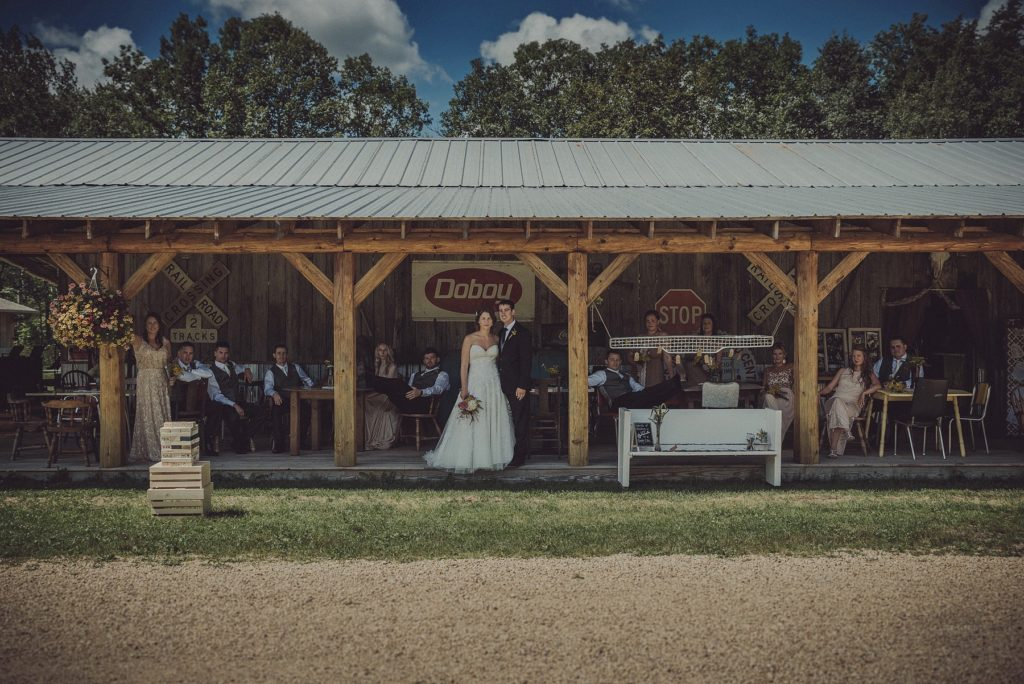 Weddings at Echo Valley Photographer