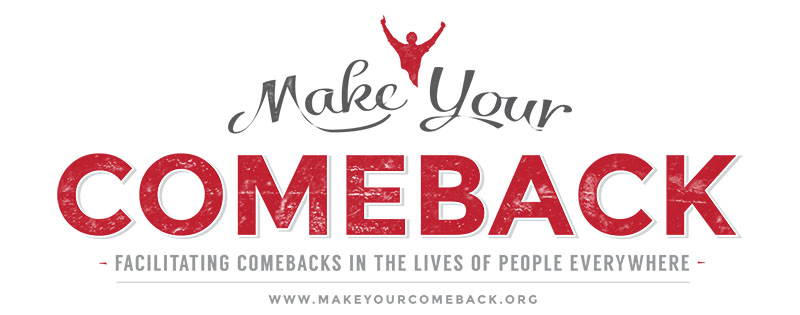 Make Your Comeback logo